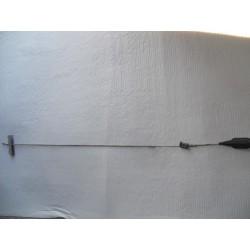 Câble de frein à main sur partie centrale