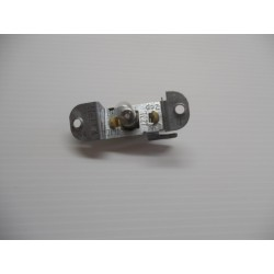 Porte ampoule pour éclairage de plaque