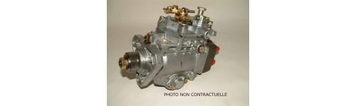 Pompe injection et circuit du carburant