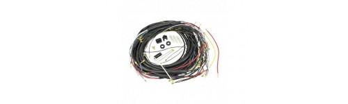 Câblage électrique avant et arrière