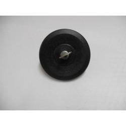 Bouchon de reservoir avec clé