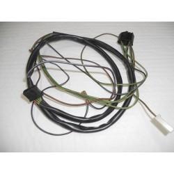 Câblage électrique compet pour essuie glace avant