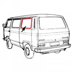 Joint de vitre latérale arrière gauche ou droite