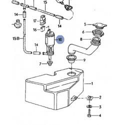 Pompe de lave glace
