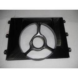 Support moteur de refroidissement sur radiateur